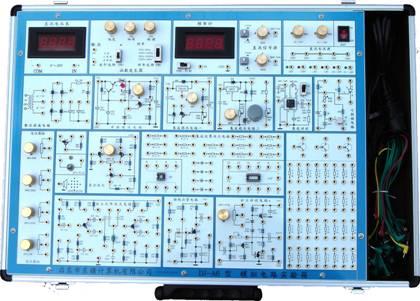 (4)负反馈放大电路;(5)射极跟随器;(6)差动放大电路;(6)互补对称功放